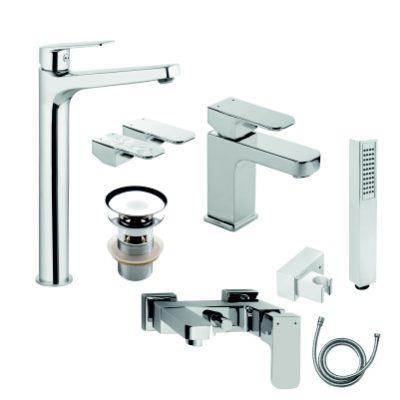 Wyposażenie kuchni i łazienek